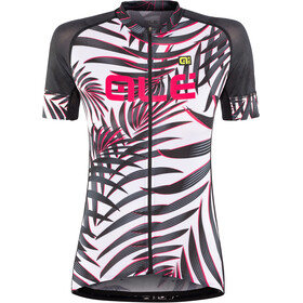 Alé Cycling Graphics PRR Sunset SS Jersey Damen white-black